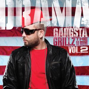 Gangsta Grillz: The Album (Vol. 2) - Image: Gangsta Grillz Album Vol 2