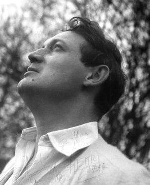 György Cziffra - Cziffra in 1962