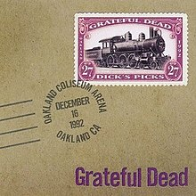 Grateful Dead - Dick's Picks Volume 27.jpg