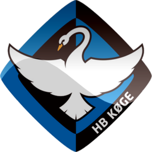 HB Køge - Image: HB Køge logo