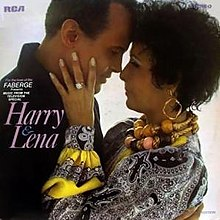 Harry Belafonte and Lena Horne - Harry & Lena.jpg