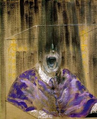 Francis Bacon (artist) - Head VI, 1949