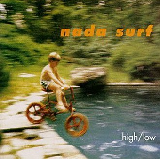 High/Low (Nada Surf album) - Image: High Low (Nada Surf album) cover art