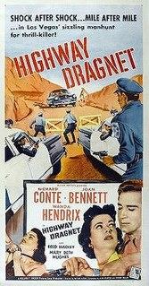 <i>Highway Dragnet</i> 1954 film by Nathan H. Juran