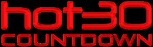 Hot30 Countdown - Image: Hot 30 Countdown Logo