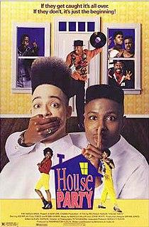 <i>House Party</i> (film) 1990 film by Reginald Hudlin