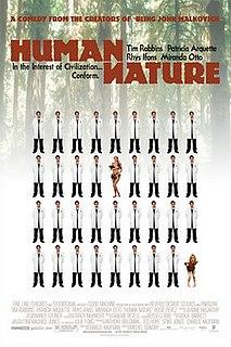 <i>Human Nature</i> (2001 film) 2001 film by Michel Gondry