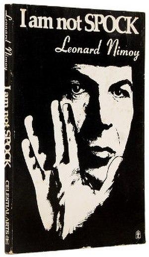 I Am Not Spock - Original edition