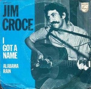 I Got a Name (song) - Image: I Got a Name Single
