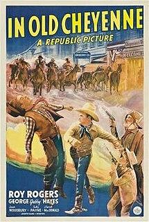 <i>In Old Cheyenne</i> (1941 film) 1941 film by Joseph Kane