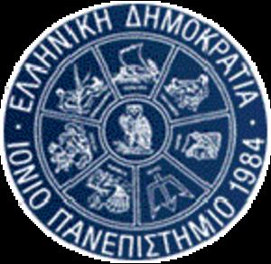 Ionian University - Image: Ionian Ulogo