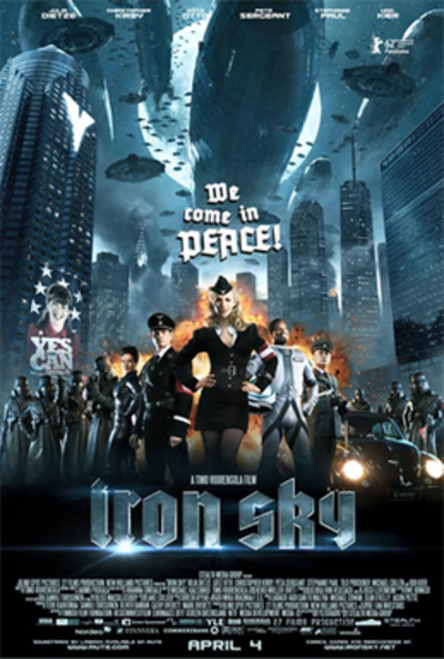 Picture of a movie: Iron Sky