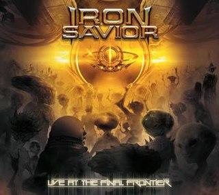 <i>Live at the Final Frontier</i> (album) 2015 live album by Iron Savior