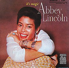 Abbey Lincoln Featuring Archie Shepp Golden Lady