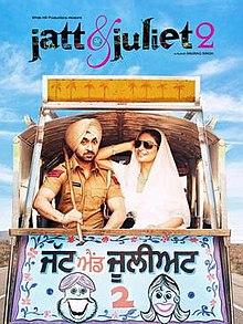 Jatt & Juliet 2 (2013) [Punjabi] SL DM - Diljit Dosanjh, Neeru Bajwa, Rana Ranbir, Jaswinder Bhalla, BN Sharma, Bharti SIngh, Jacob Insley, Dolly Mattoo