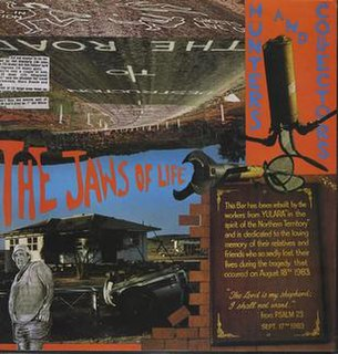 <i>The Jaws of Life</i> 1984 studio album by Hunters & Collectors