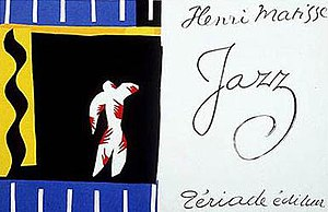 Cover of Jazz by Henri Matisse