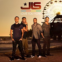 JLS — Love You More (studio acapella)