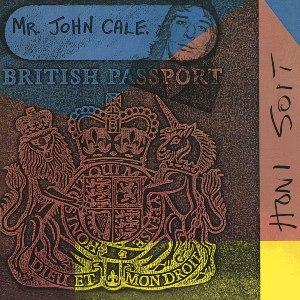 Honi Soit (album) - Image: John Cale Honi Soit