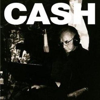 American V: A Hundred Highways - Image: Johnny Cash American V