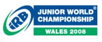 2008 IRB Junior World Championship - Image: Junior World Cup 2008