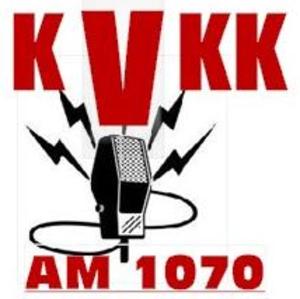 KSKK - Image: KVKK AM talk radio logo