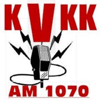 KSKK - Image: KVKK AM talk radio logo