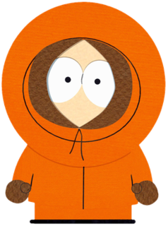 Kenny McCormick Fictional character in South Park