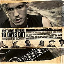 Kenny Wayne Shepherd - 10 Days Out Cover.jpg