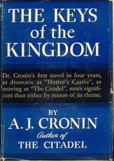 <i>The Keys of the Kingdom</i> book