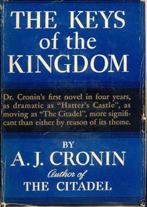 The Keys of the Kingdom - First US edition