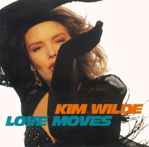 Love Moves - Image: Kim Wilde Love Moves