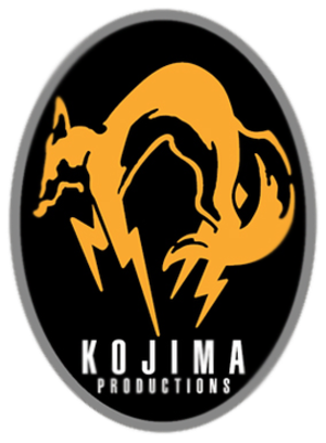 Kojima Productions - Kojima Productions' logo under Konami; the emblem is based upon that of the FOX unit, as introduced in Metal Gear Solid 3: Snake Eater.