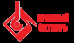 Krasny Oktyabr (steel plant) - Image: Krasny Oktyabr (steel plant) logo