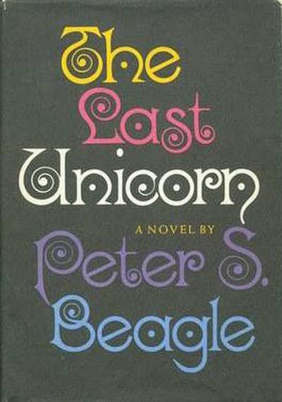 Picture of a book: The Last Unicorn