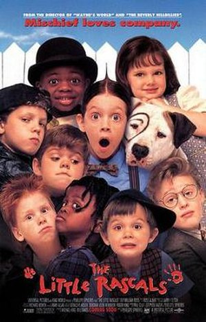 The Little Rascals (film) - Theatrical release poster