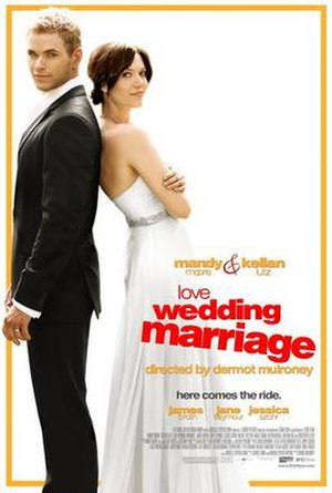 Love, Wedding, Marriage - Theatrical release poster