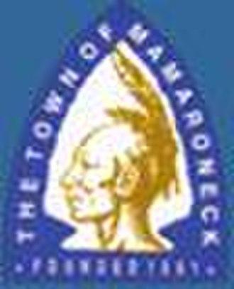 Mamaroneck, New York - Image: MAMARONECKTOWNSEAL