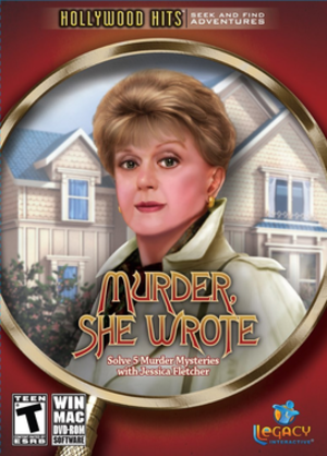 Murder, She Wrote (video game) - Image: MS Wgame
