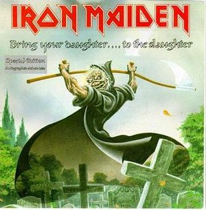 Bring Your Daughter... to the Slaughter - Image: Maiden Daughter