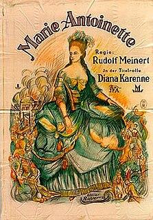 <i>Marie Antoinette, the Love of a King</i> 1922 film