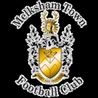 Melksham Town F.C. - Image: Melksham Town F.C. logo