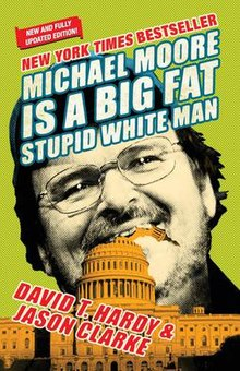 a review of stupid white men a book by michael moore A good part of the book, stupid white men, is a liberal's venting exercise concerning america's social inequalities between the rich and the poor, but there are moments when mr moore does shine brilliantly in chapter four, entitled, kill whitey, mr moore sheds light on white america's (the dominants in the social dominance theory) obsession.
