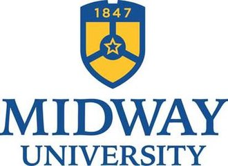 Midway University - Image: Midway University logo