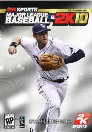Major League Baseball 2K10 - Image: Mlb 2k 10