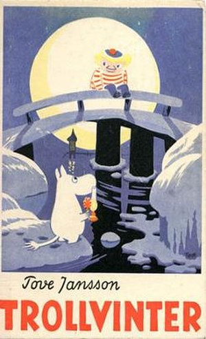 Moominland Midwinter - First edition (Swedish)