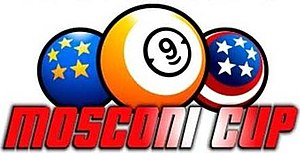Mosconi Cup - Logo of the Mosconi Cup