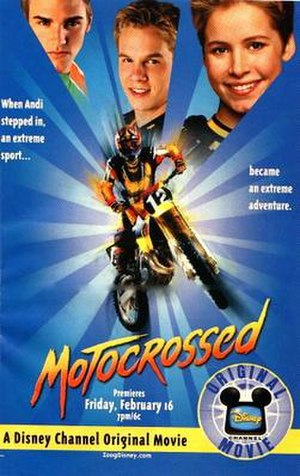 Motocrossed - Promotional poster