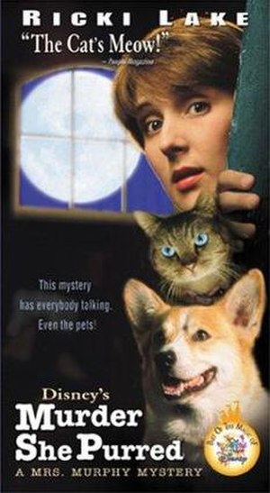 Murder She Purred: A Mrs. Murphy Mystery - Film Poster