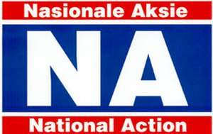 National Action (South Africa) - Image: N Asouthafrica